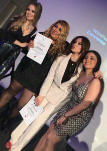 Graduación curso de maquillaje profesional en Workshop Experience Madrid