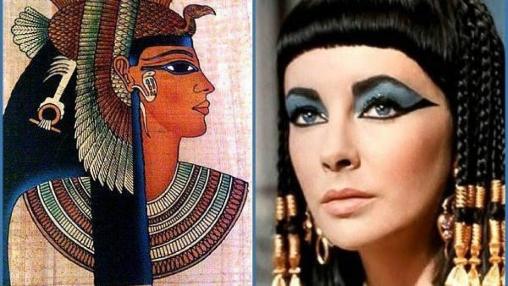 Maquillaje Cleopatra, historia del maquillaje
